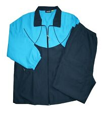 Schneider Sportswear SASKIA Damen Trainingsanzug Hausanzug REHA Fitness 36-38