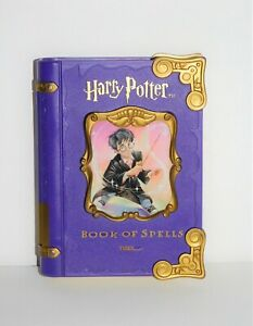Harry Potter Book of Spells Tiger Electronics 2001 Interactive