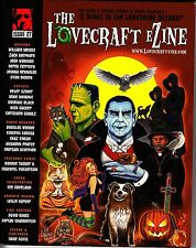 The Lovecraft Ezine Issue 27 2013 Horror Zine William Meikle Zach Shephard