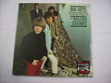 ROLLING STONES - BIG HITS - REISSUE LP VINYL NEW SEALED 2003