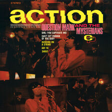Question Mark & the Mysterians - Action NEW SEALED LP 45 rpm Yellow VINYL