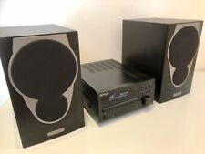 Denon RCD-M39 DAB HiFi Amp CD Tuner + Mission MX1 Speakers + Bluetooth