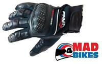 ARMR SHL225 (SP16) Short Cuff Motorcycle / Scooter / Motorbike  Gloves