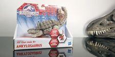 Jurassic World Bashers & Biters Ankylosaurus Rare Jurassic Park 🔥