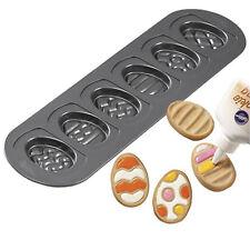 Wilton teglia  antiaderente 6 mini uova pasquali decorate