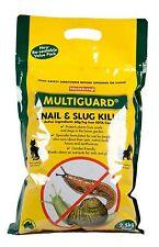 Multiguard Snail & Slug Killer 2.5kg Safe For Dogs Cats Bait Garden Pest Control