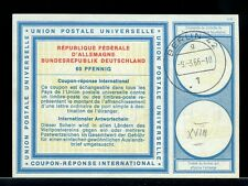 GERMANY  -- International Reply Coupon IRC