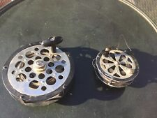 TWO Pflueger SAL TROUT Fly Reel's-1554 & 1558