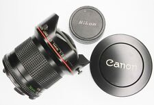 "Canon FD 14mm f2.8 ""L"" Converted to Nikon Ai mount  #11492"