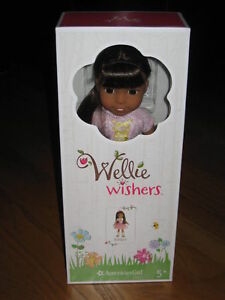 NEW! American Girl WellieWishers Ashlyn Doll (DNJ68)