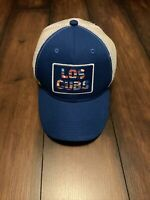 Los Cubs Chicago Cubs One Size Hat Snap Back Adjustable Trucker SGA Promotion