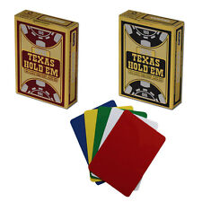 COPAG Plastic Playing Cards, Poker Size, Jumbo Index, Free Gift, Black/Red