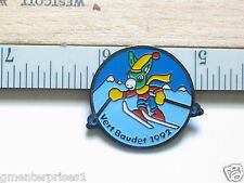 Donkey Skiing Pin Vert Baudet Clothing Accessories Pin Badge Lapel Pin (Ski#50)