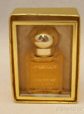 Faberge McGregor Men Cologne Mini Miniature Splash .25 oz NEW