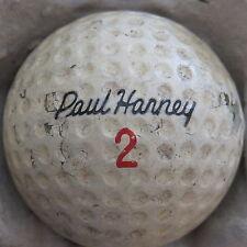 (1) PAUL HARNEY SIGNATURE LOGO GOLF BALL (KROYDON RAM CIR 1968) #2
