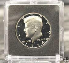 10 BCW 2x2 Coin Holder Snap Capsule KENNEDY HALF DOLLAR 30.6mm Storage Case