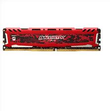 Crucial Ballistix Sport memoria DDR4 4GB 2666 MHz Pc4-21300