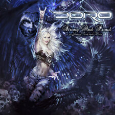 Doro : Strong and Proud: 30 Years of Rock and Metal - Live CD (2016) ***NEW***