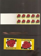 Flowers Decimal New Zealand Stamps