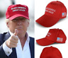 Donald Trump Hat Mega Make America Great Again Red Cap USA Flag Adjustable US