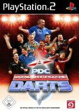 PlayStation 2 PS2 Game PDC World Championship Darts German Version NEW