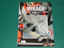 Sam Publications - MDFSD8 Modellers Datafile Scaled Down - The Dassault Mirage .