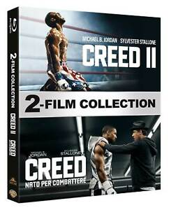 Creed Collection (2 Blu-Ray) WARNER HOME VIDEO
