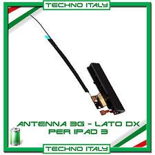 ANTENNA SEGNALE 3G RIGHT DESTRA DX PER IPAD 3 IPAD3 RICAMBIO FLAT FLEX