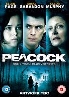 Peacock DVD (2014) Cillian Murphy, Lander (DIR) cert 12 ***NEW*** Amazing Value