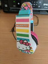 NEW Sakar Hello Kitty Volume Limiting Headphones Item # 30309,Kid Safe