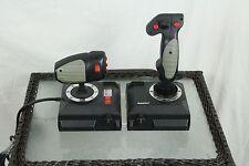 Quickshot Joystick QS 202 Thrustmaster Programmable 12 Button