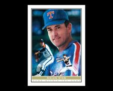 2020 Topps Game Within The Game Nolan Ryan #11 Texas Rangers