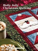 Holly Jolly Christmas Quilting by Jeanne Stauffer & Diane Schmidt (Paperback)