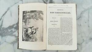 JOURNAL DES DEMOISELLES 1841