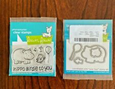 Lawn Fawn Stamp and Matching Die Sets, Year Four, Used