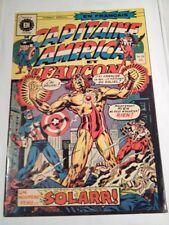 Capitaine America Et Le Faucon # 20 Edition Heritage