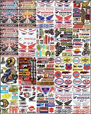 New decal sticker for honda 20 sheets ST44 car motorcycle atv bike sport racing