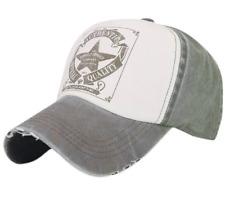 Authentic Star distressed baseball cap