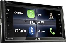 Jeep Grand Cherokee 2015- Carplay JVC KW-V820BT Bluetooth 6.8'' DVD Pandora MP3