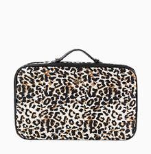 PurseN Amour Travel Toiletry Case Modern Leopard Large