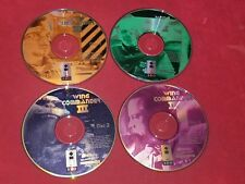Wing Commander III Heart of the Tiger (3DO, 1995) Game *Discs Only* (4) (All)