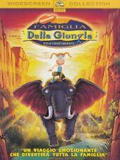La Famiglia Della Giungla - DVD D020145