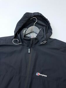BERGHAUS 'AIRFOIL' HOODED JACKET LARGE EXCELLENT CONDITION!