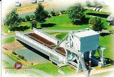 WW2 - Carte postale - Pegasus Bridge exposé dans le parc du Mémorial