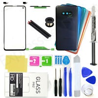 Front Screen Lens Back Glass Replacement Repair Kit for Samsung Galaxy S10e