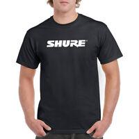 Shure Mic Microphone Cartridge T-Shirt New! S-2XL