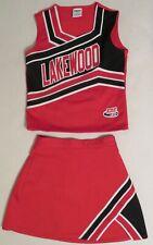 "Authentic 2 Piece Cheerleader Uniform: ""Lakewood""."