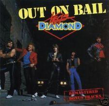 LEGS DIAMOND-Out on bail    + 3             Rare CD