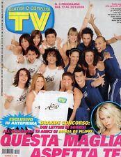 Sorrisi 2009 3.Amici di Maria De Filippi,Patty Pravo,Madonna & Melanie Ciccone