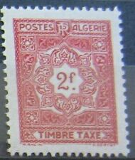 ALGERIE Taxe 39 - Neuf** sans charniere - Regroupez vos achats